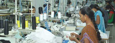 Readymade garments, cotton textiles help India's textile
