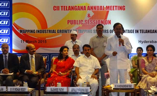 Telangana makes a strong pitch for industrial growth
