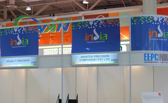 'Make in India' set to resonate in a trade fair at Germany