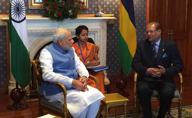 India, Mauritius ink key pacts for bilateral cooperation
