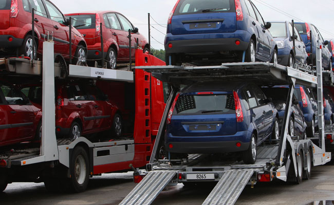 India's automobile exports to Sri Lanka up 400% in May