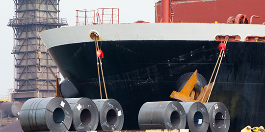 Steel imports into India on rise despite anti-dumping duty
