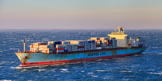 Maersk to have ultra-large vessels soon, not to call Indian ports initially