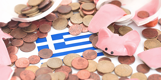 Industry experts caution India over Greece crisis