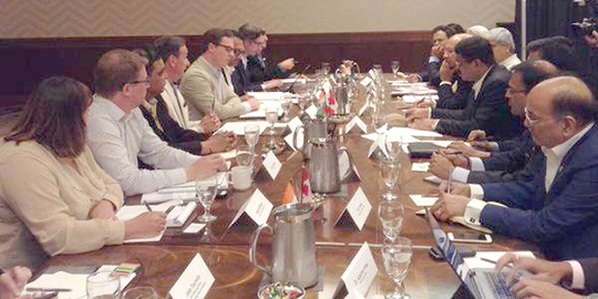 Canada and India highlight growing energy relationship