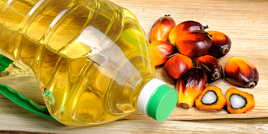 Lower global prices increases palm oil import by 23%