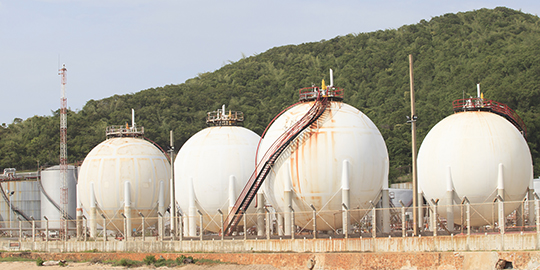 LNG import terminals to face major challenges: Icra