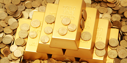 India's gold import reduced by 15% in April-June quarter