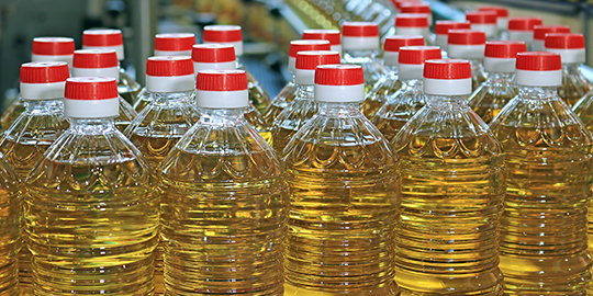 Industry seeks tariff hike on edible oil imports