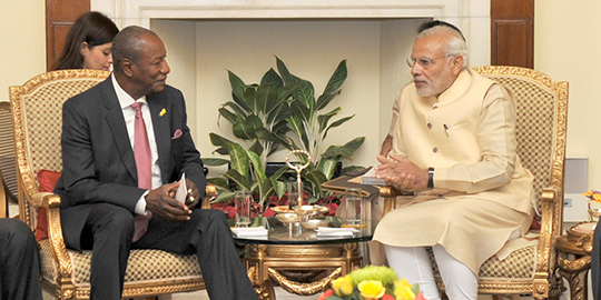 New free trade pacts to stimulate India's investment in Africa