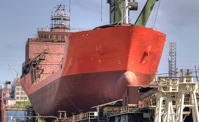 No Customs or Excise Duty on Raw Material used in ship manufacturing: Govt