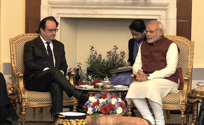 France to invest $10 billion in India by 2020