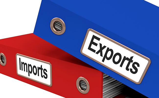 relaxes norms for import-export code