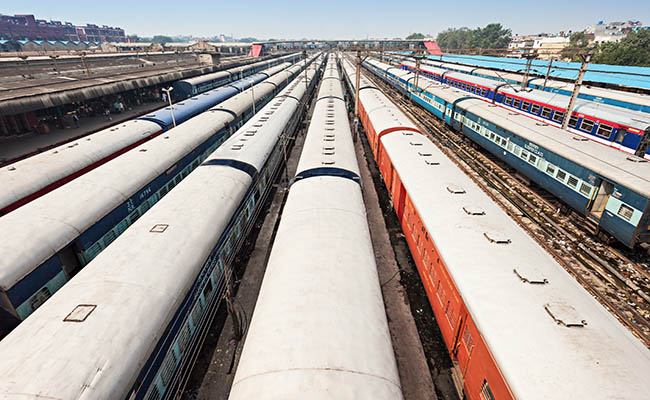 Railways to form joint ventures with states for infra funds