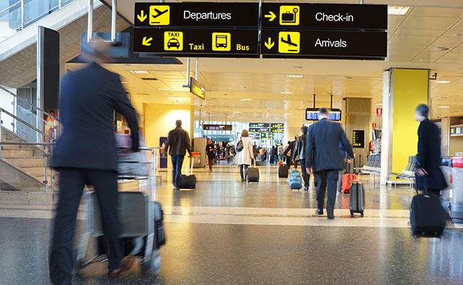 'Core security activity at airports not being privatised'