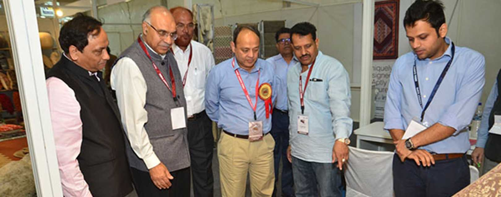 31st India Carpet Expo realises Rs.260 crore business