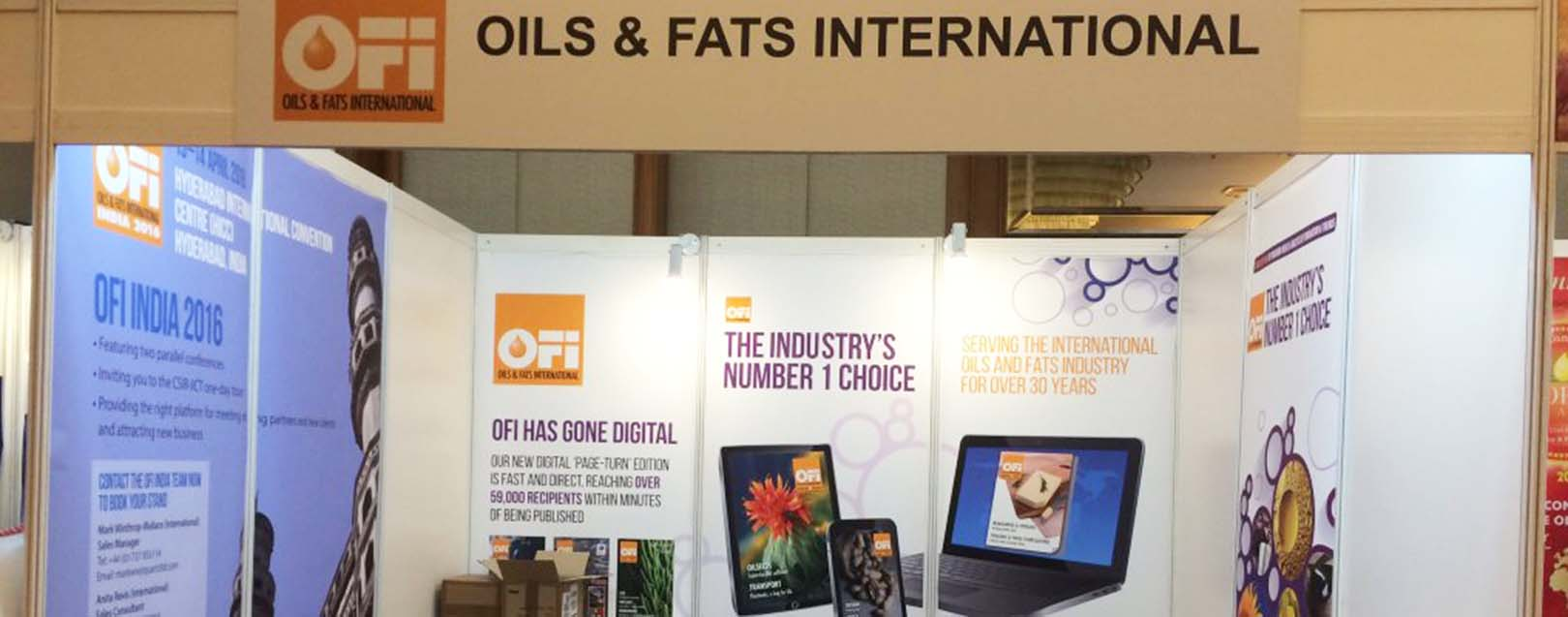 Global oils & fats event held first time in India