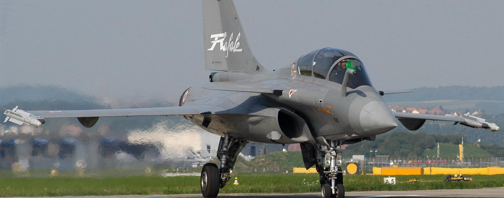 India-France Rafale deal reaches final stages