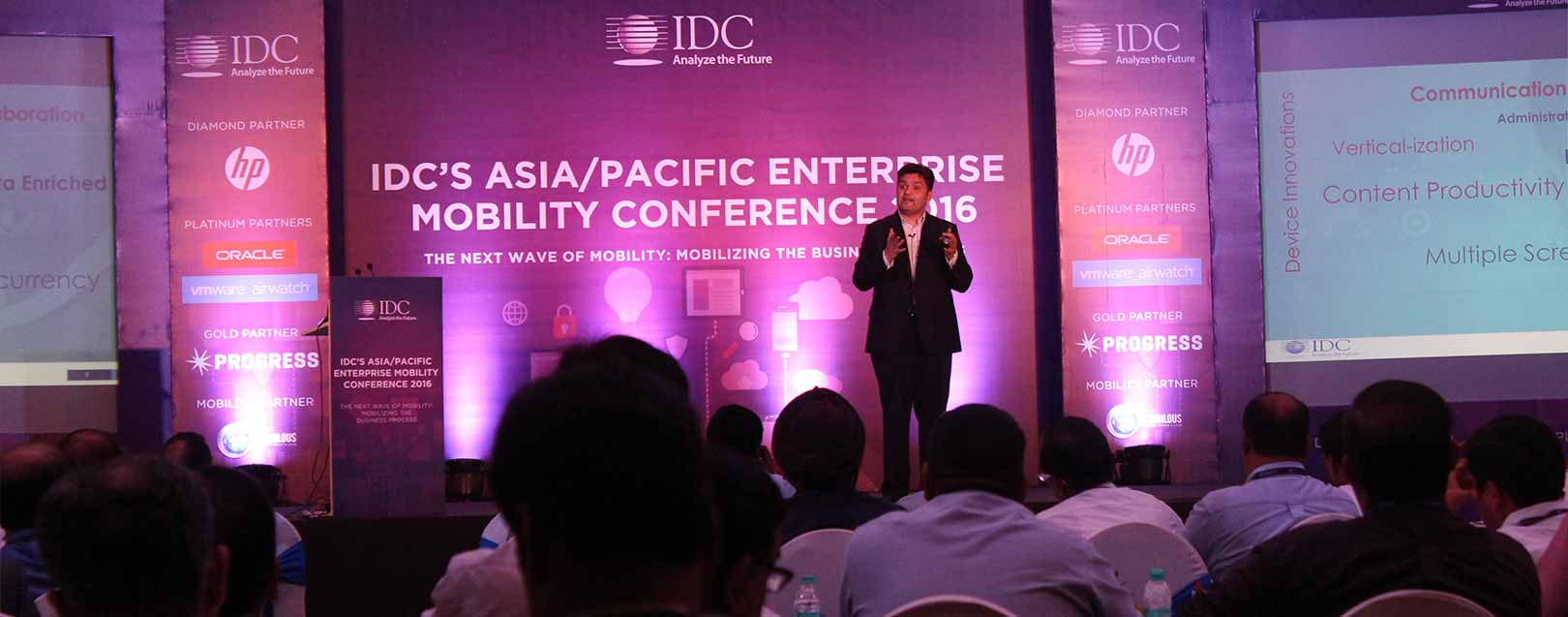 Enterprise mobility driving innovation: IDC