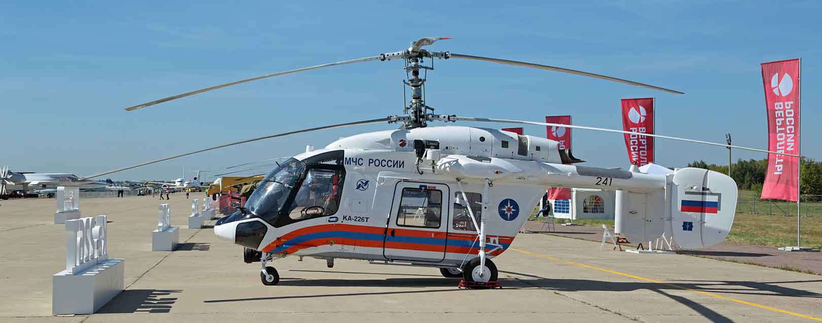 Russia-India to ink deal for 200 Ka-226T choppers