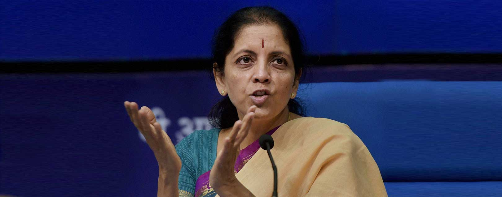 Sitharaman complains of 'sledging' in FTA talks