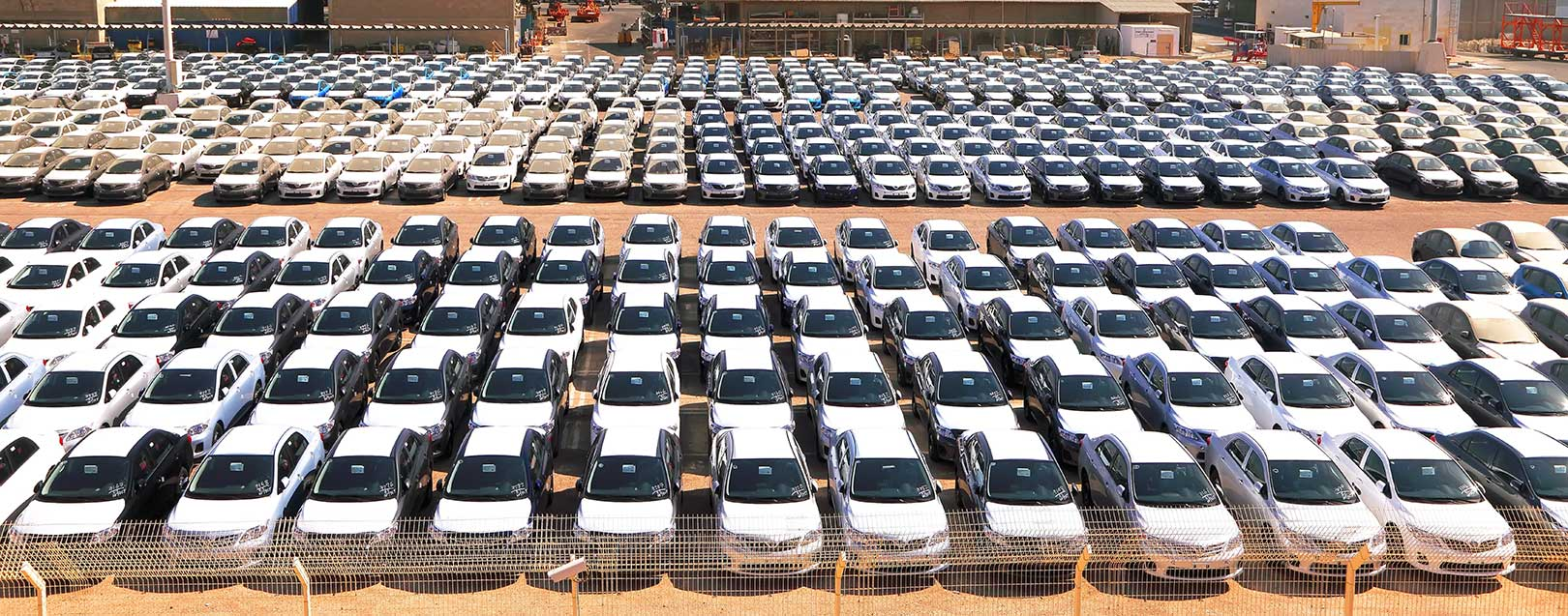 India's auto exports down 16% to 2.44 lakh units