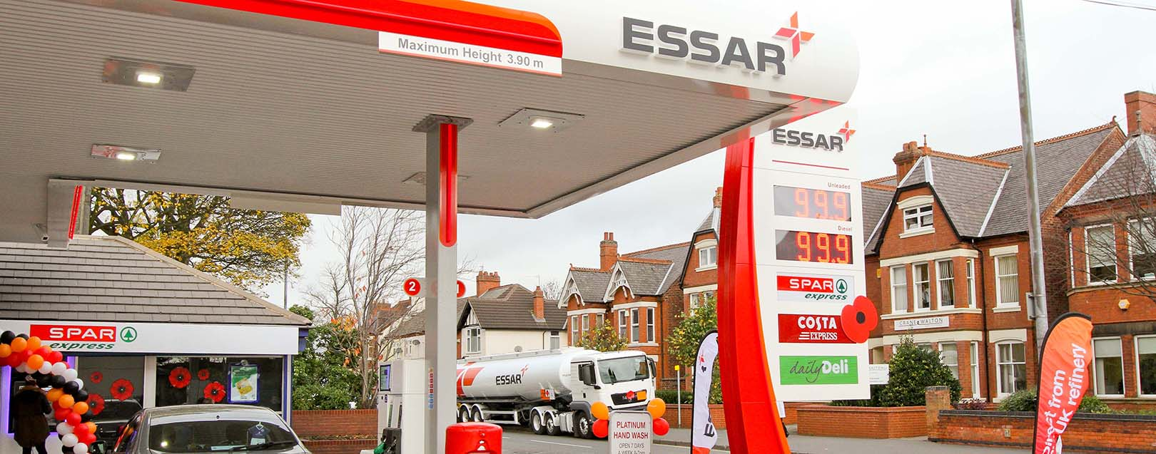essar oil uk to open 400 retail outlets in 3 yrs. Black Bedroom Furniture Sets. Home Design Ideas