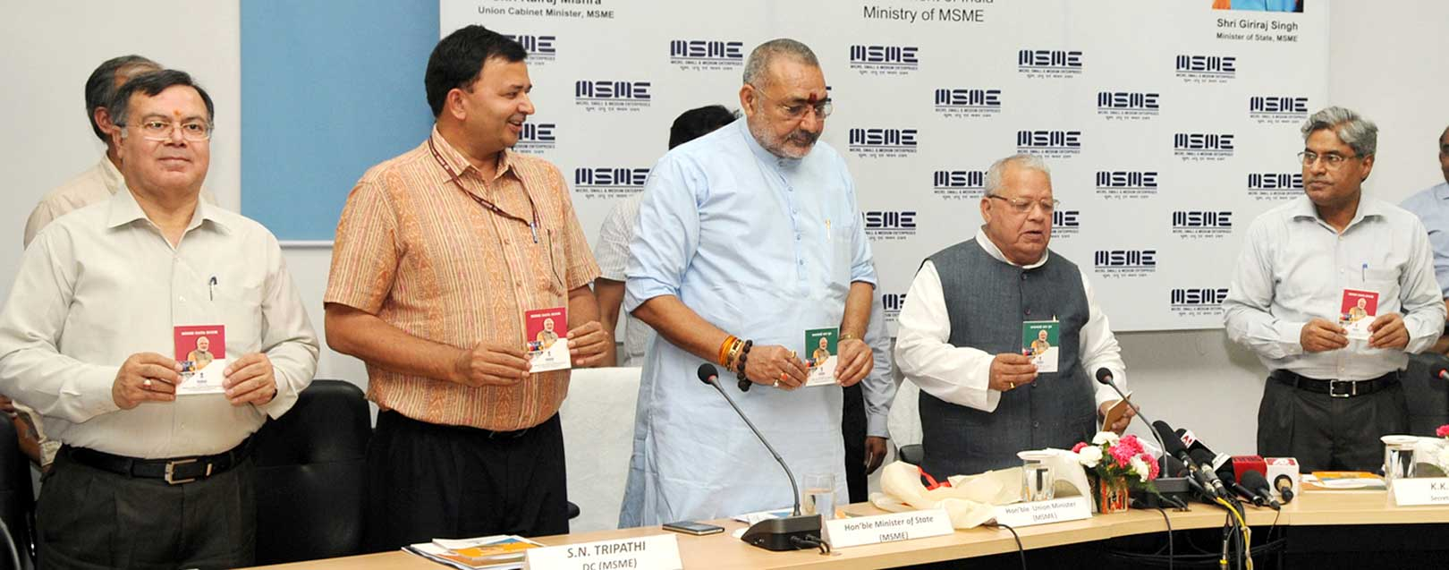 National policy for MSME to come out this year