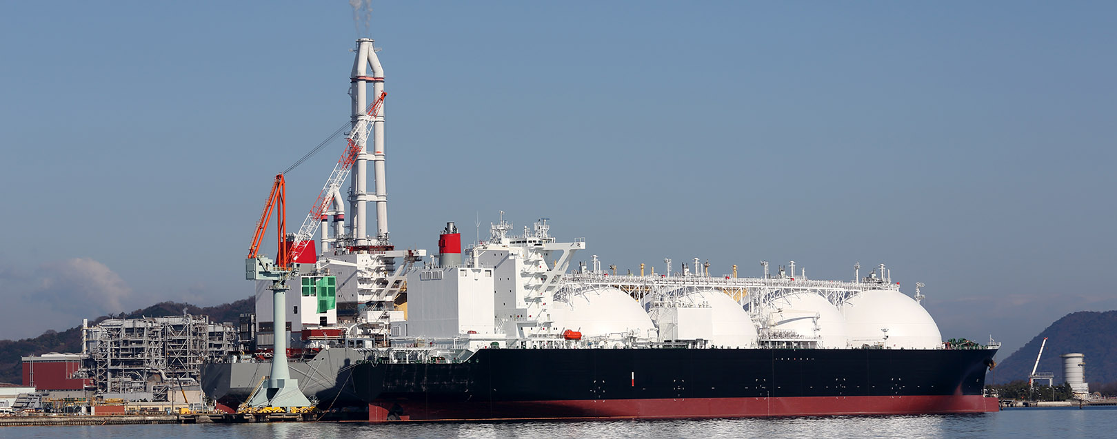 India's gas importers benefiting from easing prices