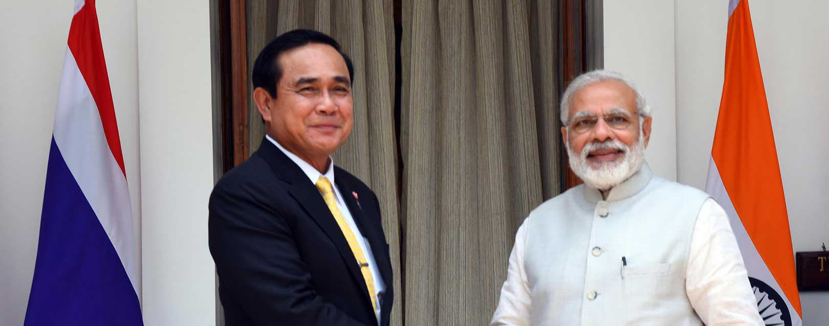 Thailand seeks to boost trade, investment with India