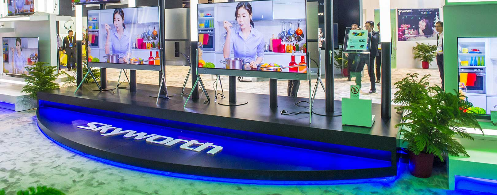 Chinese TV maker Skyworth plans to expand in India