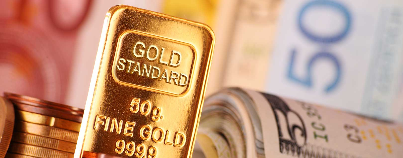 Gold prices edges down as Brexit shock wanes