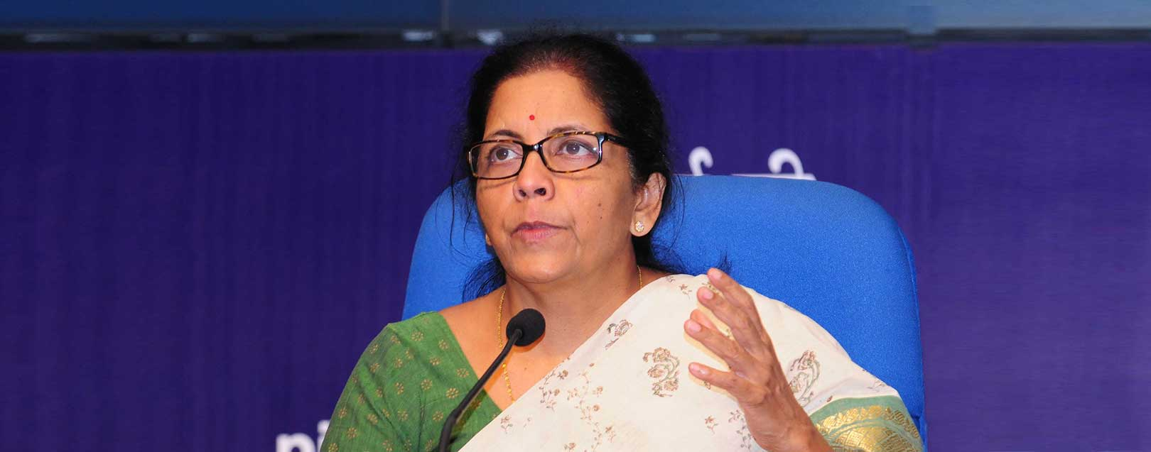 Sitharaman to lead Indian delegation to Russia