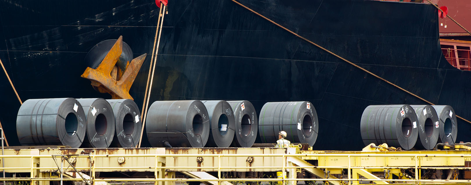 India to slap anti-dumping duty for steel on 6 nations