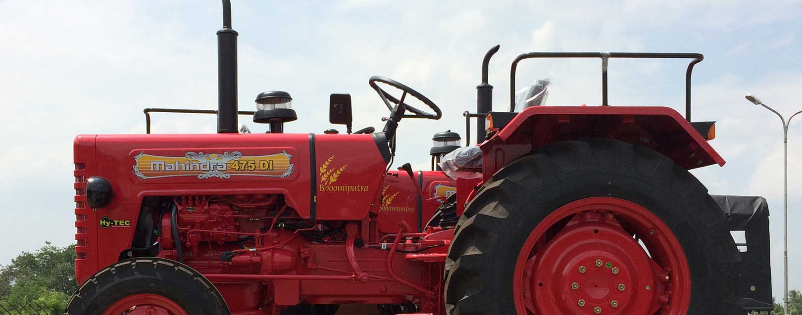 Mahindra investing in future of mobility; including driverless tractors