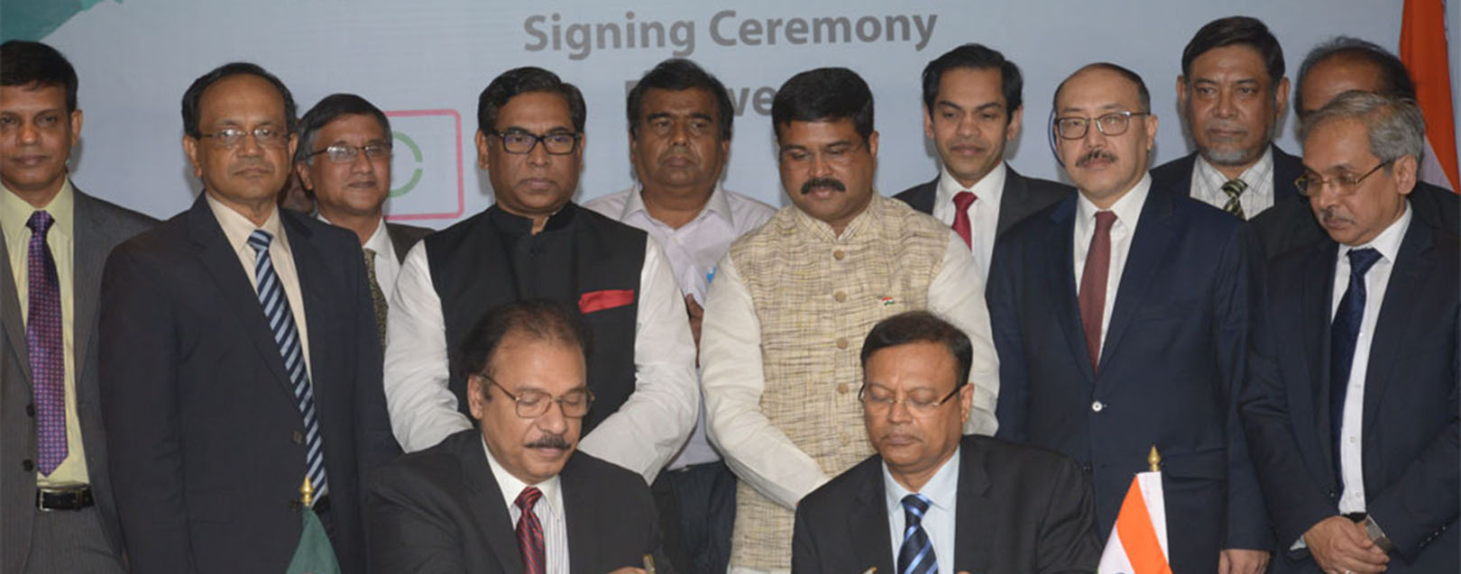 India inks deal to route petroleum products via Bangladesh