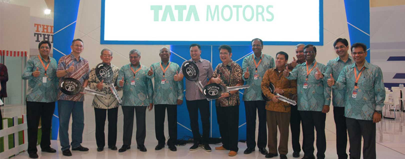 Tata Motors launches two new commercial vehicles in Indonesia