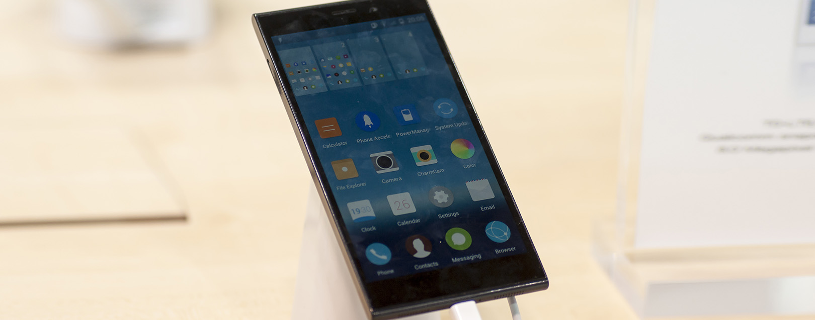 Gionee signs MoU with Haryana govt for investment of Rs 500 cr