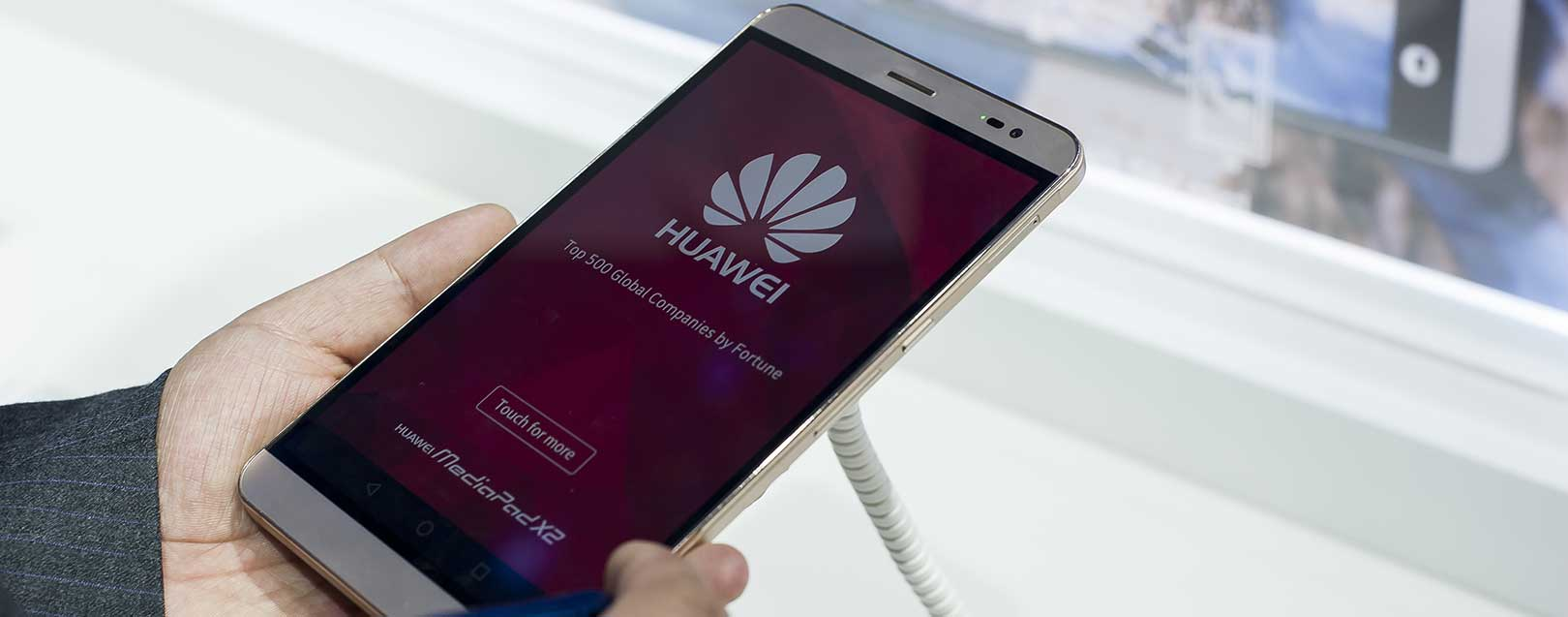 Huawei to commence smartphone production in India next month