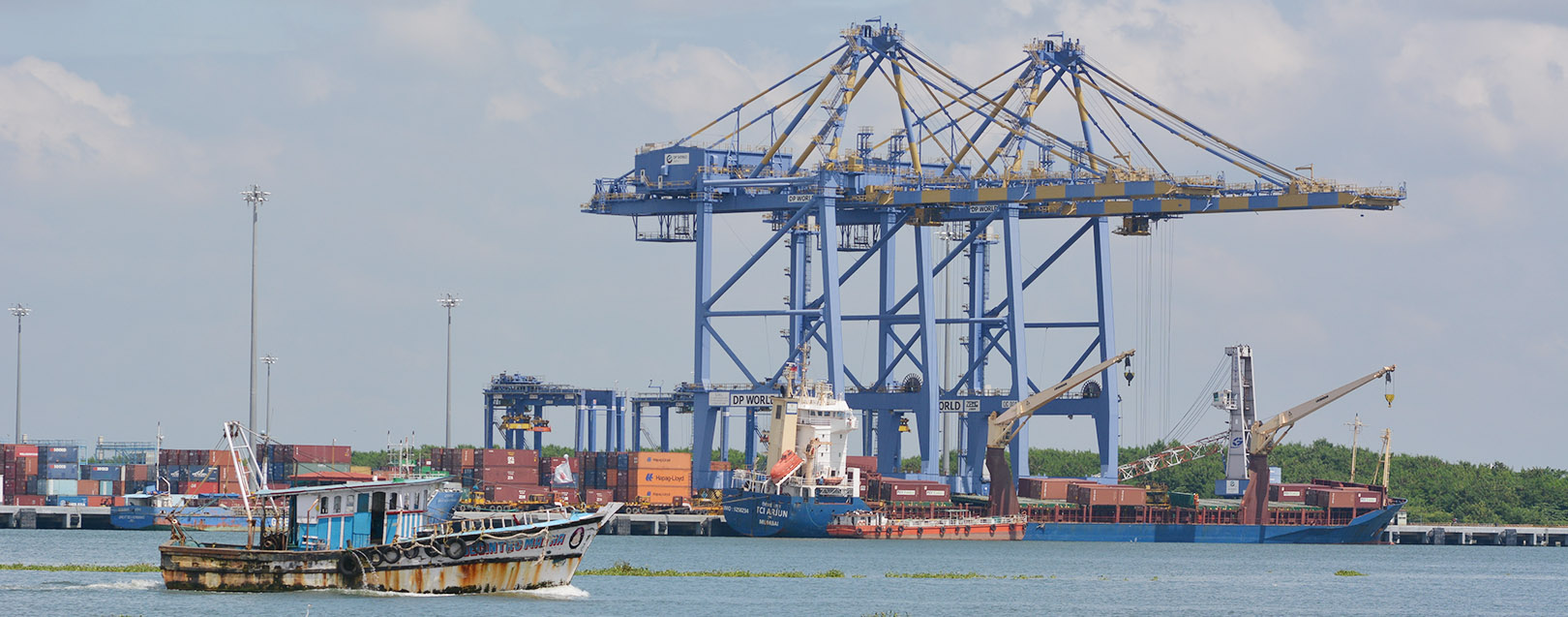 Proposed Multi-Modal Terminal at Haldia Holds Huge Cargo Potential