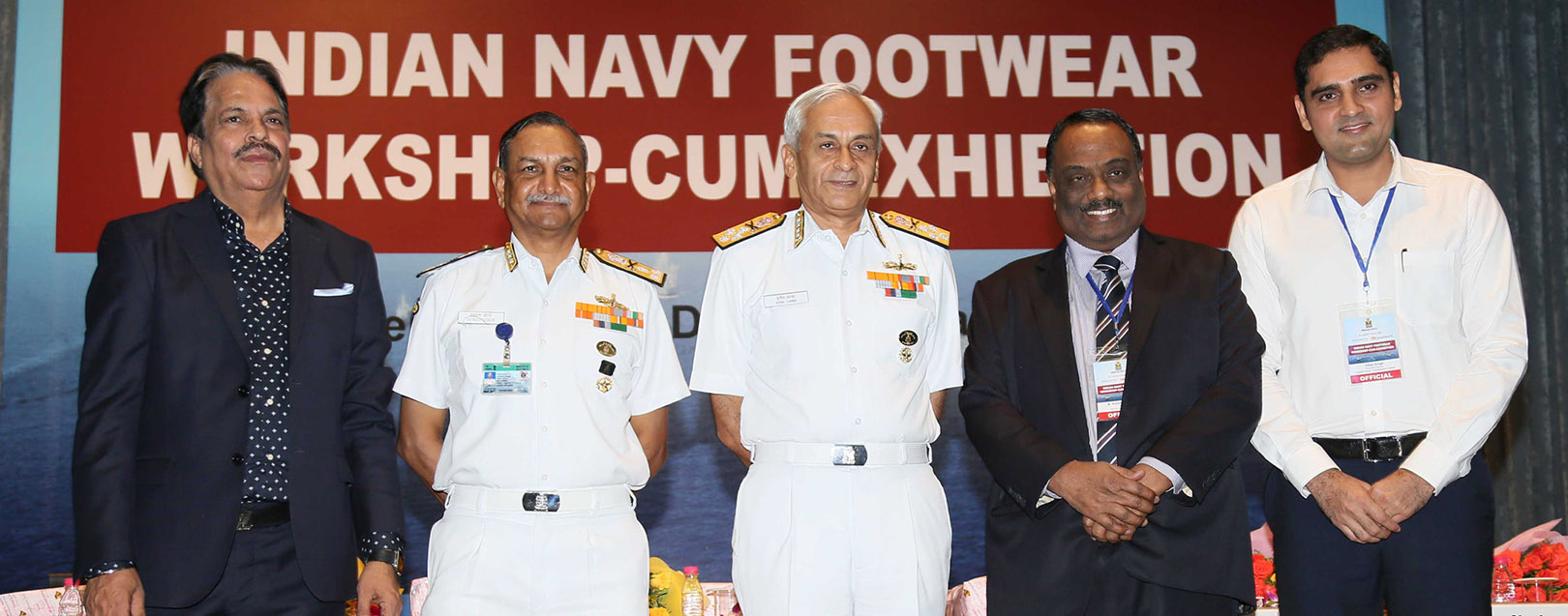 Indian Navy, Leather Exports Council and FDDI conduct maiden workshop at New Delhi