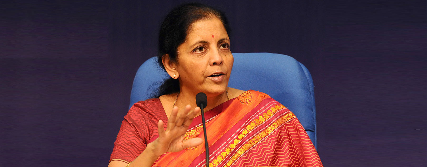 Taxing issues hamper ease of doing business: Nirmala Sitharaman