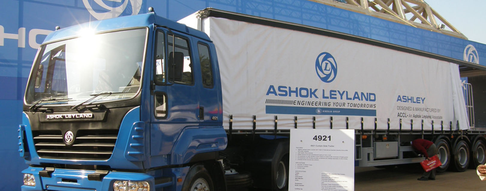 Ashok Leyland bags order worth Rs. 1,140 cr from Tanzania