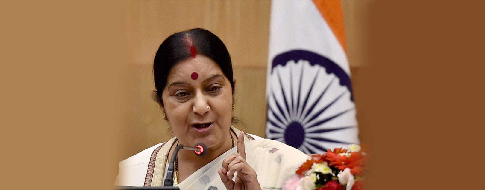 Govt to further relax visa norms to boost tourism: Swaraj