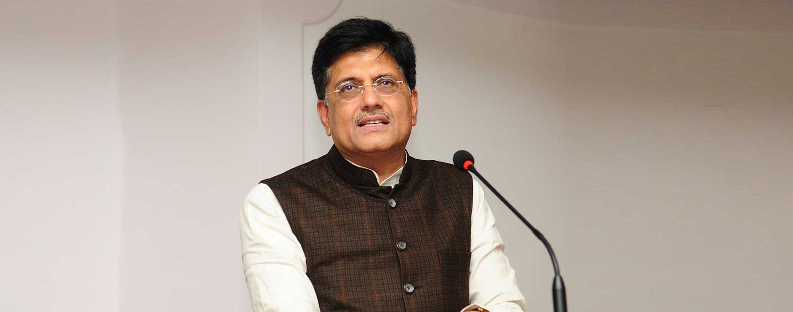 Govt working with banks to ramp up PoS machines: Goyal
