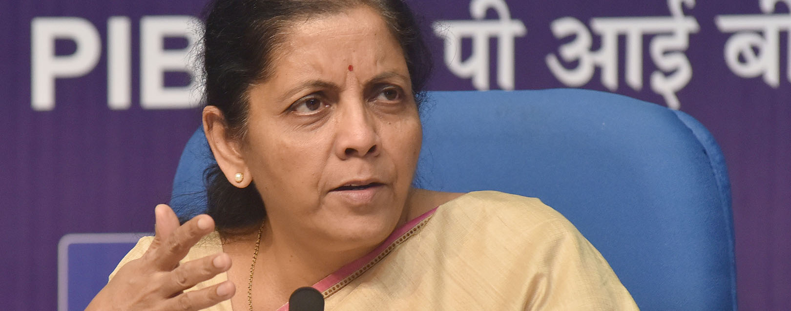 MIP on steel to curb cheap inbound shipments: Nirmala Sitharaman