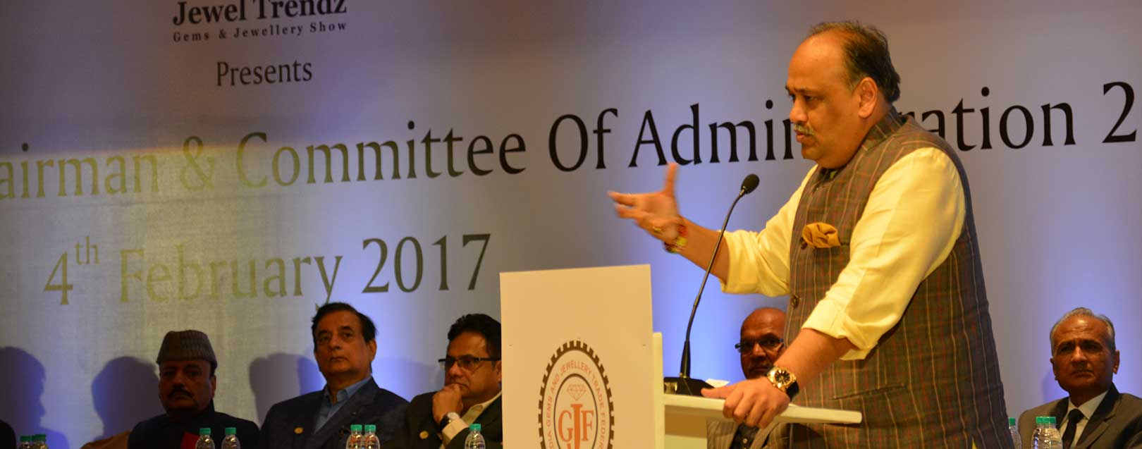 Gems & Jewellery sector seeks special GST rates