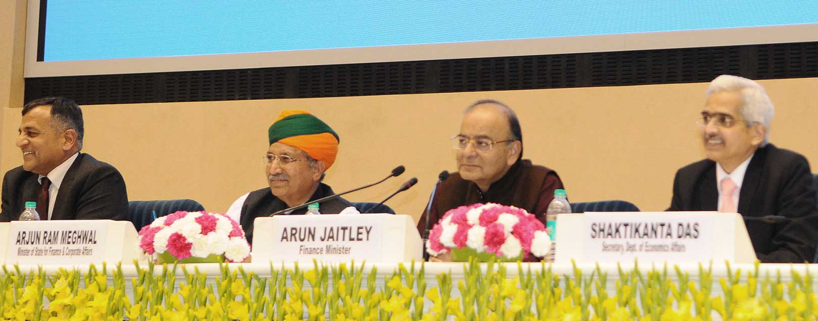 Protectionist stance will shrink global growth, warns Jaitley