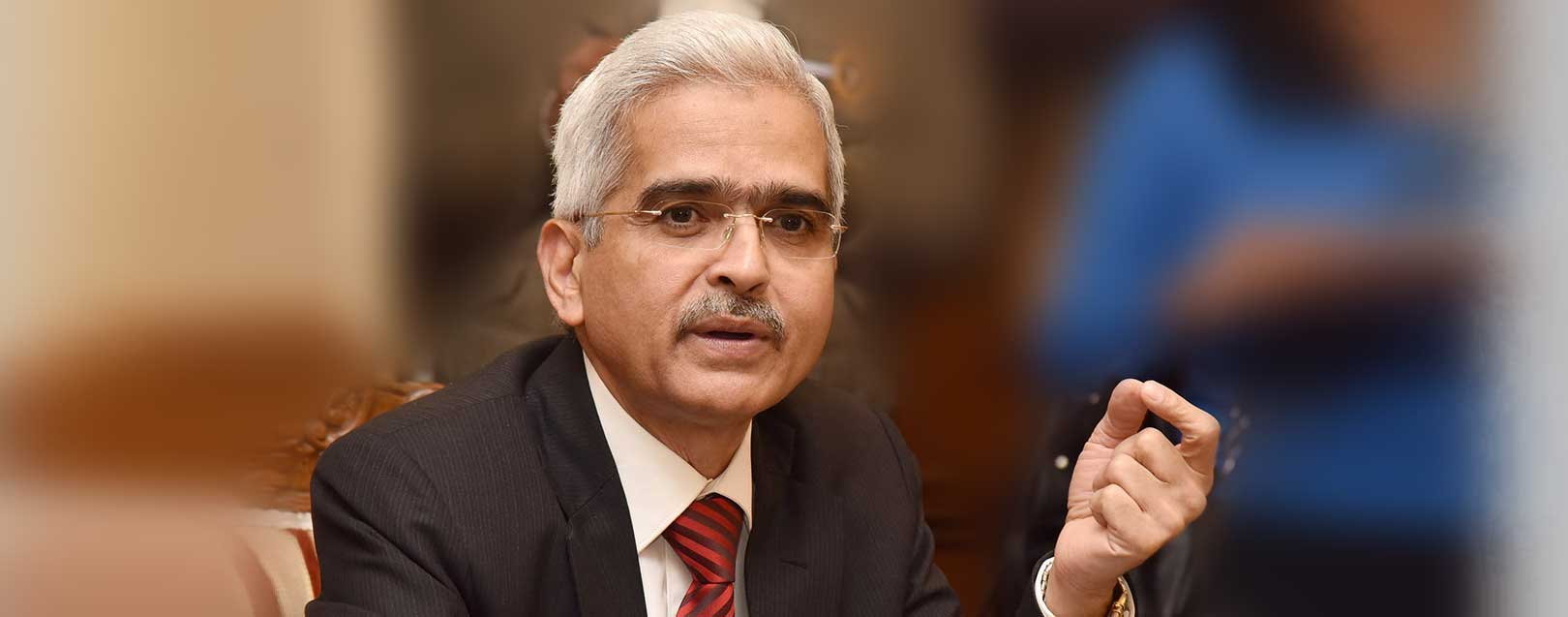 Govt yet to come to a decision on bank transactions tax: Shaktikanta Das