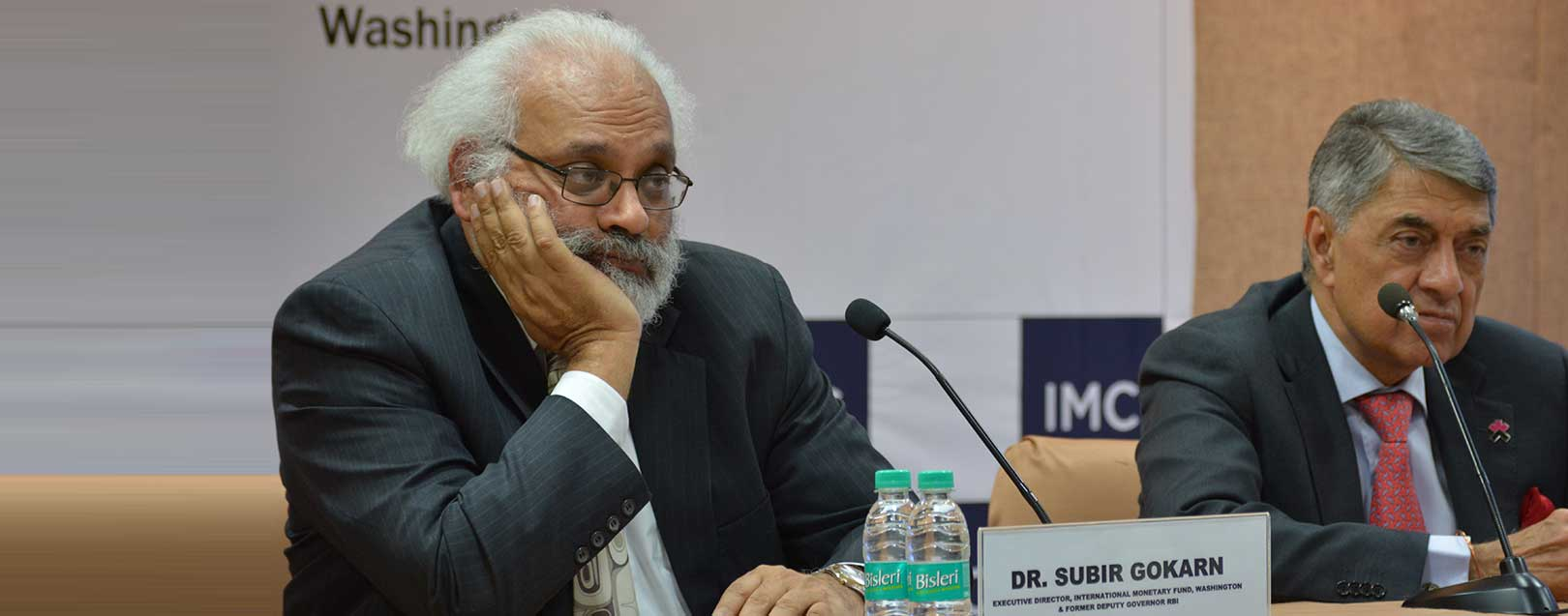 Trade no longer providing momentum to GDP: Dr. Subir Gokarn